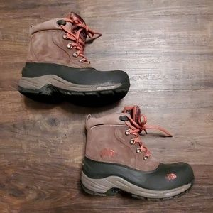 The Northface Waterproof Hiking Boot Boys